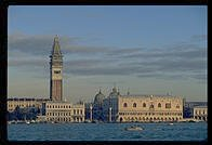Saint Mark's Square in Venice Italy
